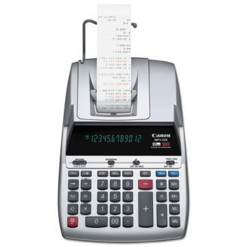 Canon MP11DX 12-Digit Ribbon Printing Calculator