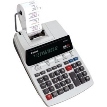 Canon P170DH 12-Digit Printing Calculator