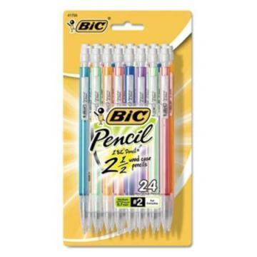 BIC Mechanical Pencils Xtra Sparkle, 0.7mm