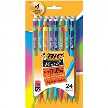 BIC Mechanical Pencil Xtra Strong, 0.9mm