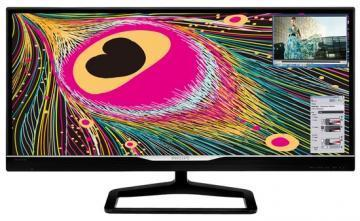 "Philips 298X4QJAB 29"" Brilliance UltraWide LCD Monitor"