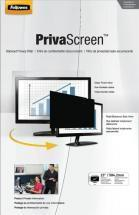 "Fellowes PrivaScreen Blackout Privacy Filter for 23"" Widescreen"