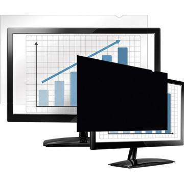 "Fellowes PrivaScreen Blackout Privacy Filter for 24"" Widescreen"