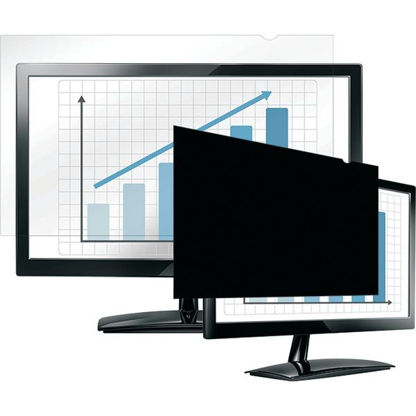 "Fellowes PrivaScreen Blackout Privacy Filter for 19"" LCD/Notebook"
