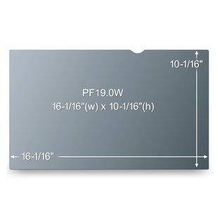 "3M Antiglare Flatscreen Frameless Filter for 19"" Widescreen"