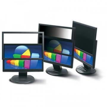 "3M Framed Desktop Monitor Privacy Filter for 18.4-19"" Widescreen LCD"