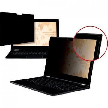 "3M Touch Compatible Privacy Filter for 14"" Widescreen LCD"