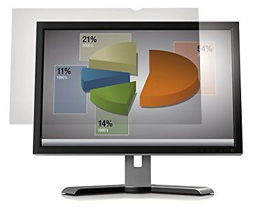 "3M Antiglare Flatscreen Frameless Filter for 23"" Widescreen"