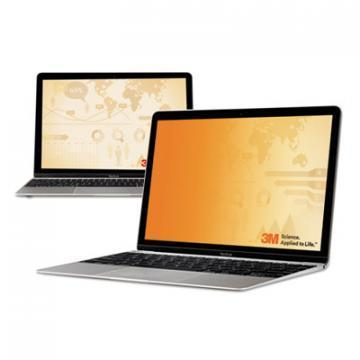 "3M Frameless Gold Notebook Privacy Filter for 10.1"" Widescreen 16:9"