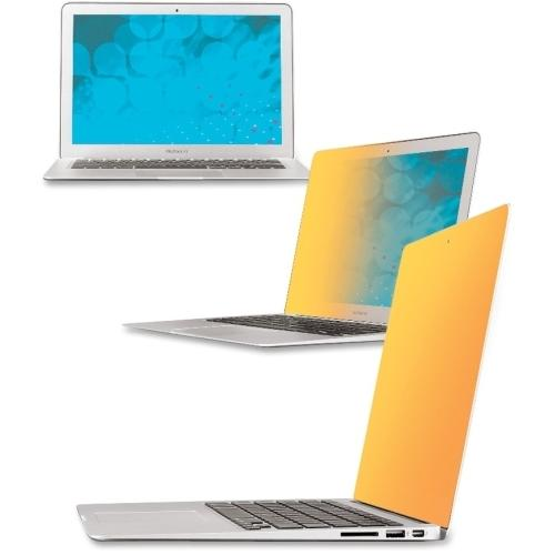 "3M Frameless Gold Notebook Privacy Filter for 11"" Widescreen MacBook Air"