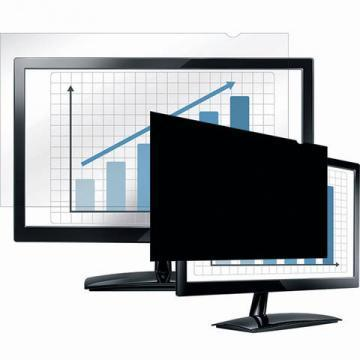 "Fellowes PrivaScreen Blackout Privacy Filter for 20"" Widescreen"