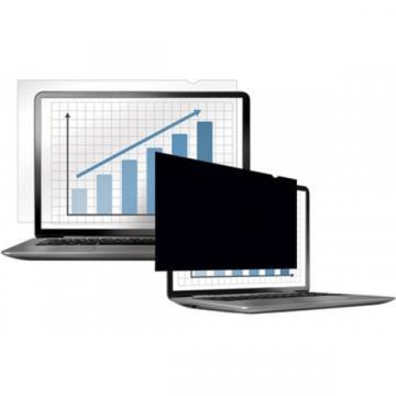 "Fellowes PrivaScreen Blackout Privacy Filter for 15.4"" Widescreen"