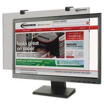 "Innovera Protective Antiglare LCD Filter for 24"" Widescreen"