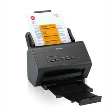Brother ImageCenter ADS-2400N Workhorse  Network Document Scanner
