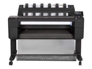 HP DesignJet T2530 PostScript MFP w/ Encrypted HDD