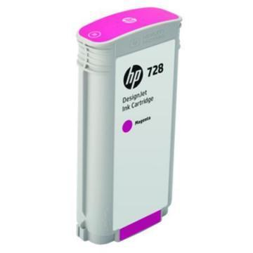 HP 728 130ml Magenta DesignJet Ink Cartridge