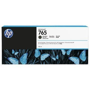 HP 765 Matte Black Designjet Ink Cartridge