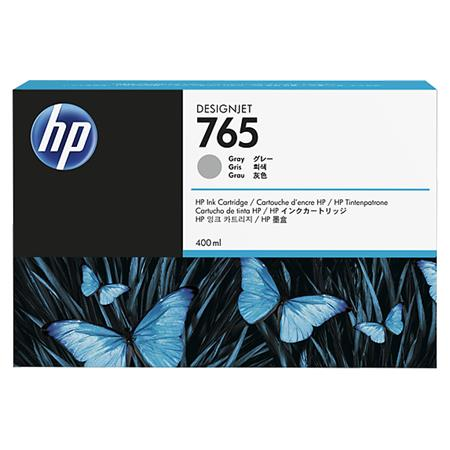HP 765 Gray Designjet Ink Cartridge