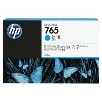 HP 765 Cyan Designjet Ink Cartridge