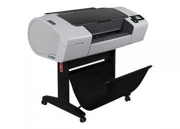 "HP DesignJet T790 24"" Postscript ePrinter w/ Encrypted HDD"