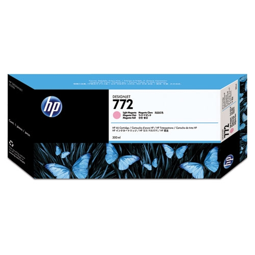 HP 772 Light Magenta Ink Cartridge