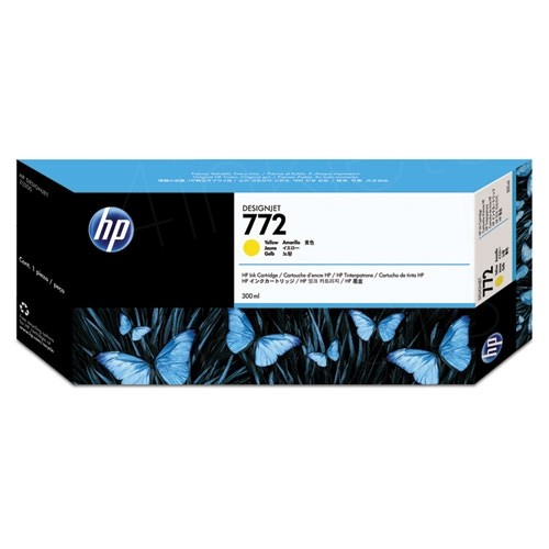 HP 772 Yellow Ink Cartridge
