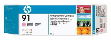 HP 91 Light Magenta Ink Cartridge