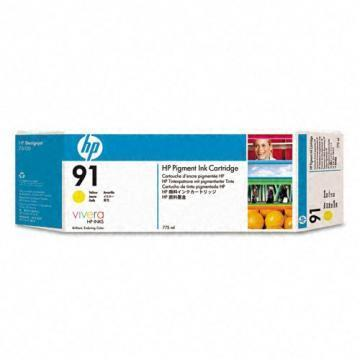 HP 91 Yellow Ink Cartridge