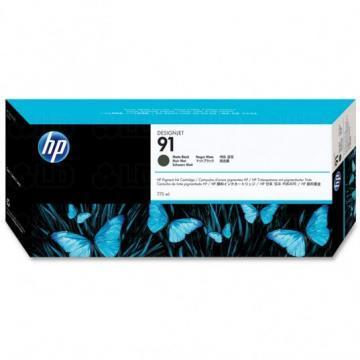 HP 91 Matte Black Ink Cartridge