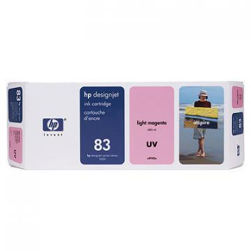 HP 83 Light Magenta UV Ink Cartridge