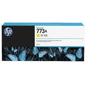 HP 773A 775ml Yellow Designjet Ink Cartridge