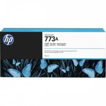 HP 773A 775ml Photo Black Designjet Ink Cartridge