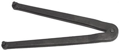 "Proto Adjustable Face Spanner Wrench, 2"" Capacity"