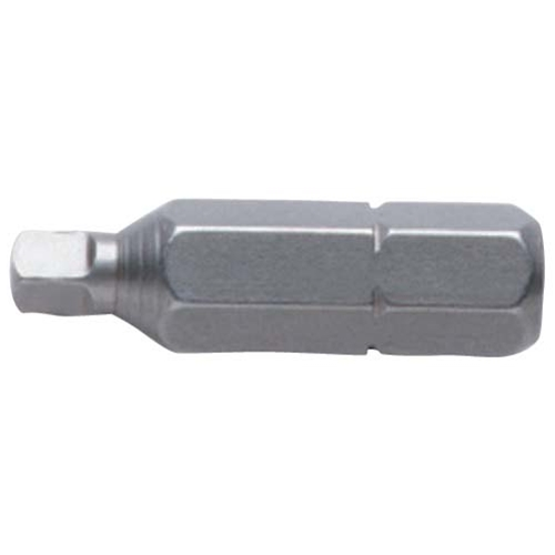 Proto Screwdriver Bit, #1 Square, 1/4 in. Shank