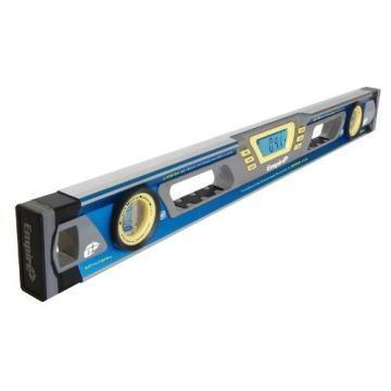 "Empire e100 24"" TRUE BLUE Digital Box Level"