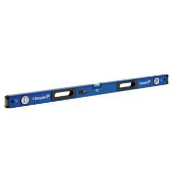 "Empire em95 48"" TRUE BLUE UltraView LED Magnetic Box Level"