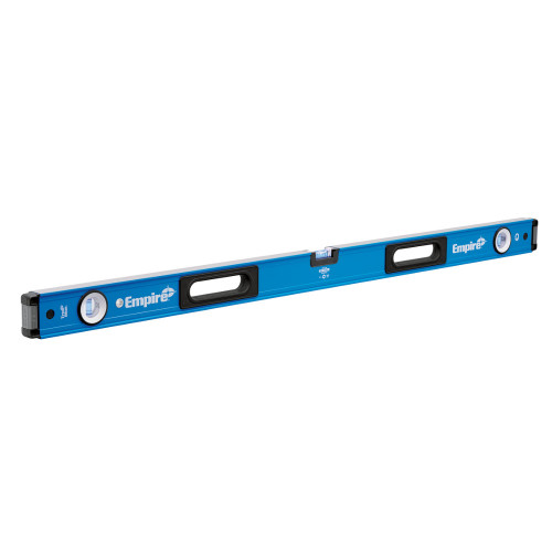 "Empire em75 48"" TRUE BLUE Magnetic Box Level"