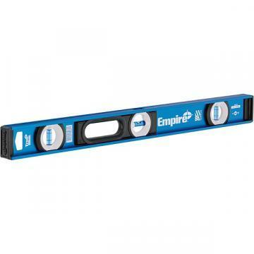 "Empire e55 24"" TRUE BLUE I-Beam Level"