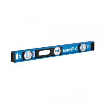 "Empire em55 24"" TRUE BLUE Magnetic I-Beam Level"