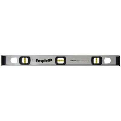 "Empire 540 series 24"" I-Beam Level"