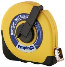 Empire 100' Closed Case Steel Measuring Tape