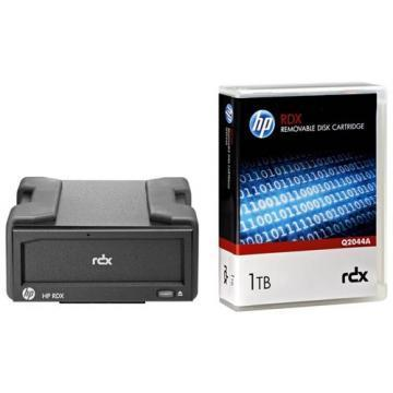 HP RDX+ Removable Disk Backup System, 1 TB