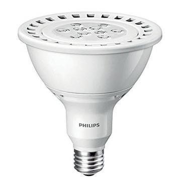 Philips LED Lamp, PAR38, 11W, 3000K, 25deg., E26