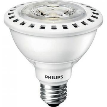 Philips LED Lamp, PAR30S, 12W, 3000K, 25deg., E26