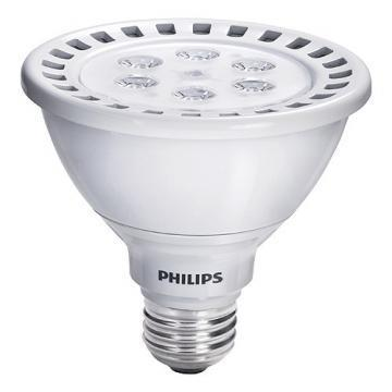 Philips LED Lamp, PAR30S, 12W, 3000K, 35deg., E26