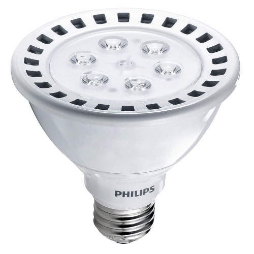 Philips LED Lamp, PAR30S, 12W, 2700K, 35deg., E26