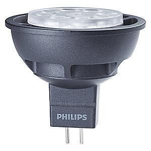 Philips LED Lamp, MR16, 6.5W, 2700K, 25deg., GU5.3