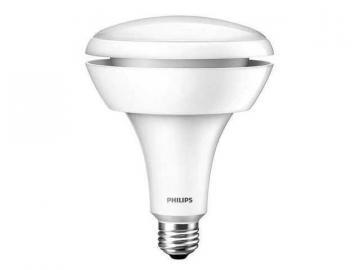 Philips LED Lamp, BR40, 9.0W, 2700-2200K, E26