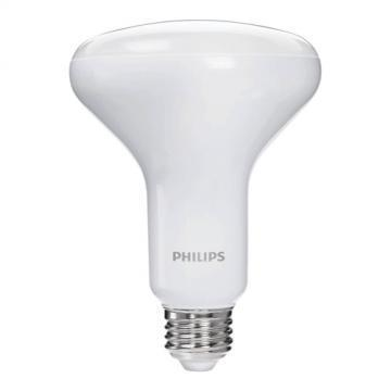 Philips LED Lamp, BR30, 9.0W, 2700-2200K, E26