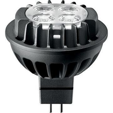 Philips LED Lamp, MR16, 7.0W, 3000K, 25deg., GU5.3